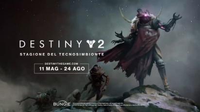 Destiny 2: Stagione del Tecnosimbionte - Trailer (italiano)