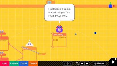 Laboratorio di videogiochi - Il Trailer del nuovo gioco per Nintendo Switch (italiano)