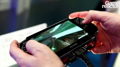 TGS 11: Wipeout 2048 - Gameplay