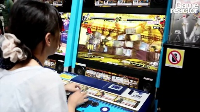 TGS 11: Persona 4: The Ultimate - Gameplay