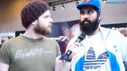 Tekken 7 - Intervista a Andreas Juliusson