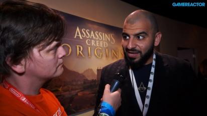 Assassin's Creed Origins - Intervista ad Ashraf Ismail