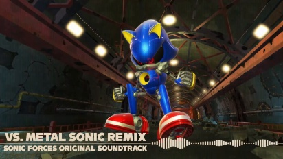 Sonic Forces - Metal Sonic OST