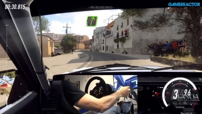 Dirt Rally 2.0 - Gameplay con cambio
