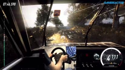 Dirt Rally 2.0 - Gameplay con Volante & Pedali su sterrato