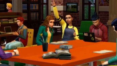 The Sims 4: Vita Universitaria - Trailer di annuncio