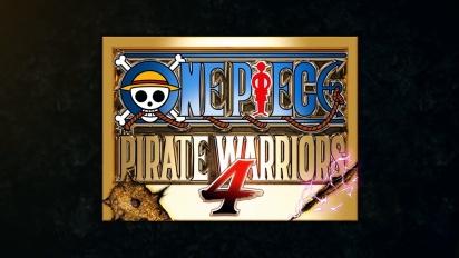One Piece: Pirate Warriors 4 -Trailer di lancio (italiano)