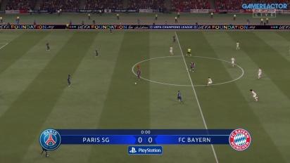 FIFA 21 Gameplay - PSG vs Bayern