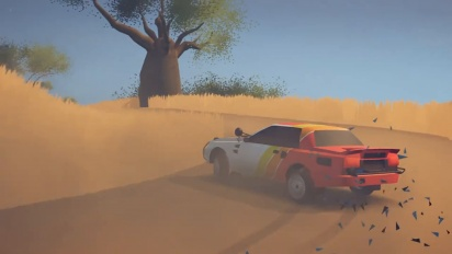 Art of Rally - Playstation Console Announcement