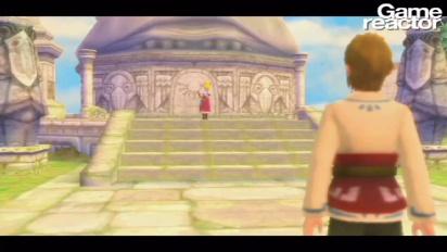 The Legend of Zelda: Skyward Sword - Primi 10 minuti
