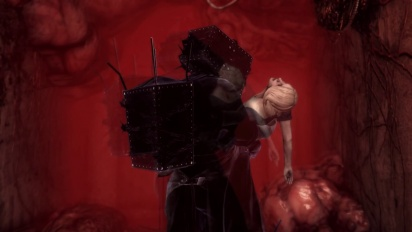 The Evil Within: The Executioner - Trailer ufficiale