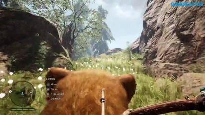 Far Cry Primal: Video di gameplay - In sella alla tigre con i denti a sciabola