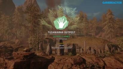 Far Cry Primal: Video di gameplay (PS4) - Raid al campo