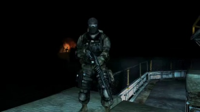 SOCOM: Confrontation - Frostfire Multiplayer Map Flythrough Trailer