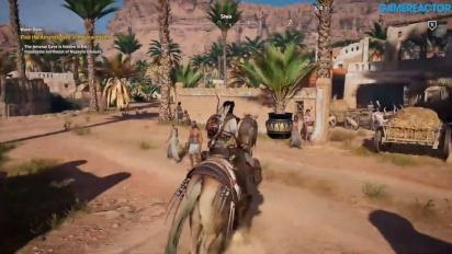 Assassin's Creed Origins - Il nostro gameplay