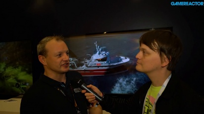 Fishing: Barents Sea - Gøran Myrland Interview