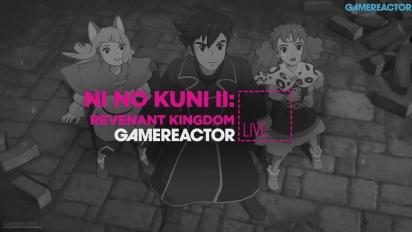 Ni no Kuni II: Il Destino di un Regno - Livestream Pre-lancio