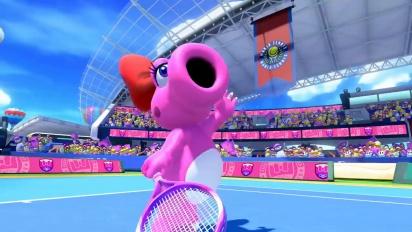 Mario Tennis Aces - Birdo