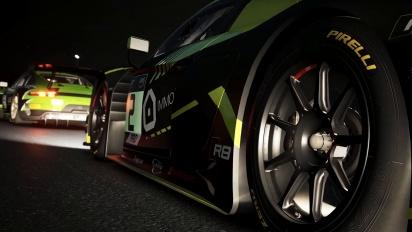 Assetto Corsa Competizione - Trailer data di lancio (italiano)