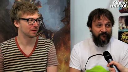 GC 12: Gameglobe - Intervista