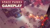 Space Punks - Gameplay
