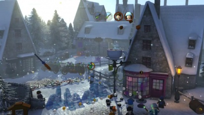 Lego Harry Potter: Anni 5-7 - Le location