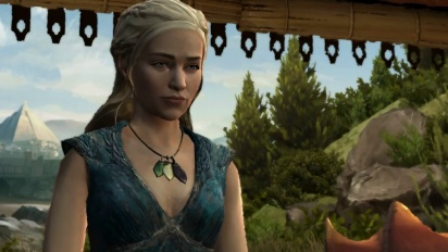 Game of Thrones - A Telltale Games Series  - Trailer Episodio 4: Sons of Winter