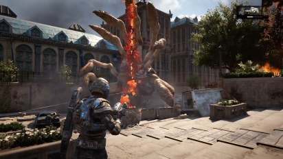Gears of War 4 - Prologue Playthrough