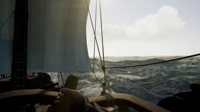 Sea of Thieves - Short Haul #4: Visual Effects