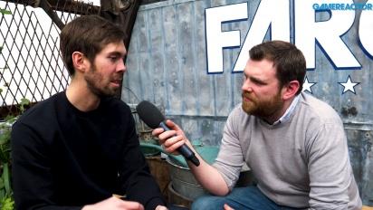 Far Cry 5 - Intervista a Phil Fournier