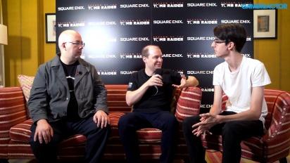 Shadow of the Tomb Raider - Intervista a Jason Dozois & Heath Smith