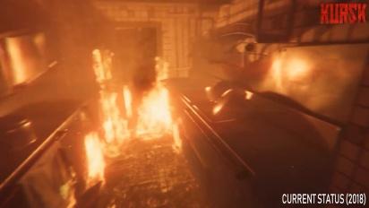Kursk -  Gamescom 2016 Demo vs. Beta Version