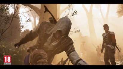 Assassin's Creed III -  Remastered Comparison Trailer