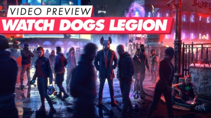 Watch Dogs: Legion - Video Preview
