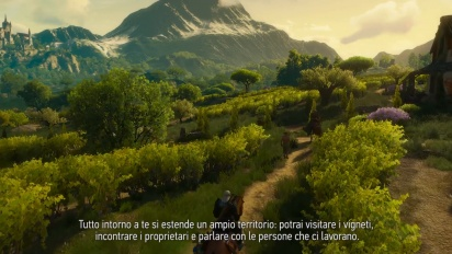 The Witcher 3: Wild Hunt - Nuovo dev diary su Blood&Wine (italiano)