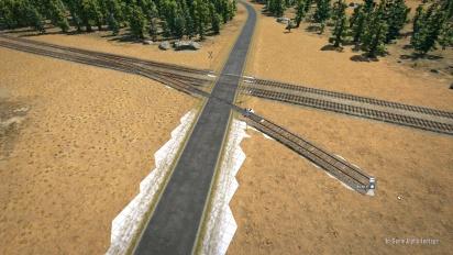 Transport Fever - Gamescom Trailer