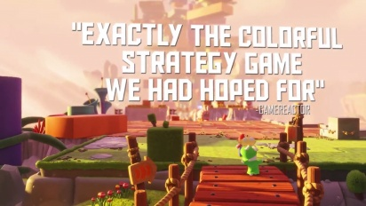 Mario + Rabbids Kingdom Battle - Accolade launch trailer