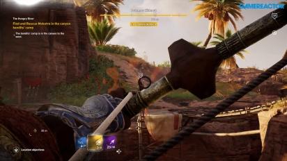 Assassin's Creed Origins - Incursione nel campo nemico