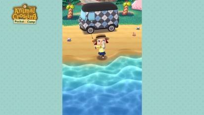 Animal Crossing: Pocket Camp - Digest trailer