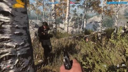 Call of Duty: Modern Warfare - Gun Fight Multiplayer Gameplay