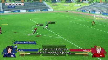 Captain Tsubasa: Rise of New Champions - Tutorial