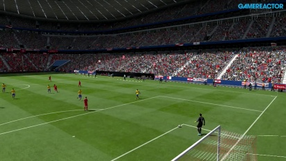 FIFA 14 - Champions League Last 16 - Bayern vs Arsenal