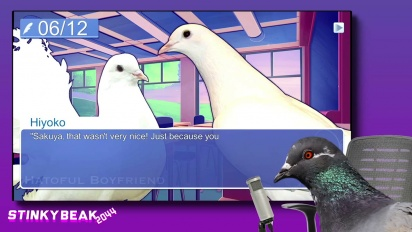 Hatoful Boyfriend - PS4 Announcement Trailer