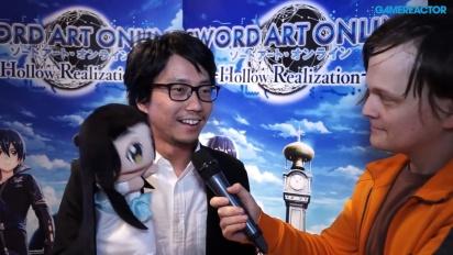 Sword Art Online - Intervista a Yosuke Futami