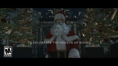 Hitman - Holiday Hoarders Trailer