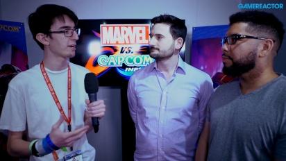 Marvel vs. Capcom: Infinite - Intervista a Michael Evans & Peter Rosas