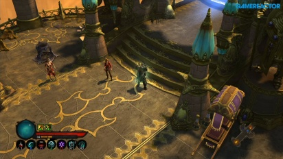 Diablo III: L'Ascesa del Negromante - Gameplay