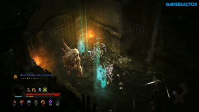 Diablo III: L'Ascesa del Negromante - Gameplay 2