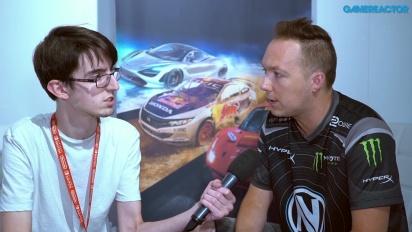 Project CARS 2 - Intervista a Andy Tudor