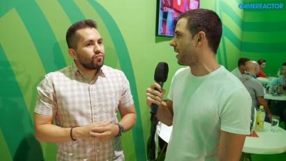 FIFA 18 - Intervista a Samuel Rivera Silva